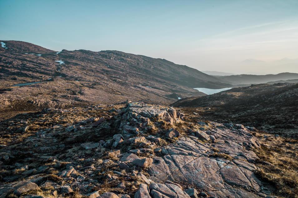 Road trip dans les Highlands d'Écosse