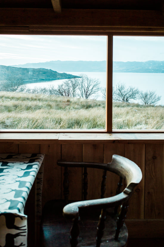 The Botty, Loch Torridon, Highlands Ecosse
