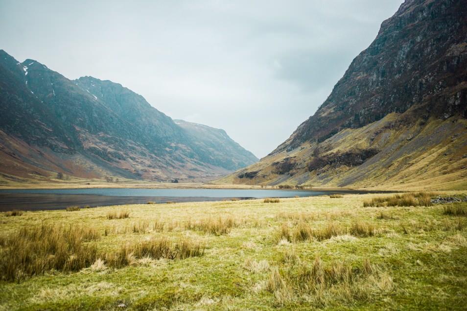 Glen Coe, Écosse