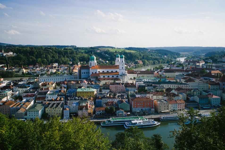 Passau, Bavière