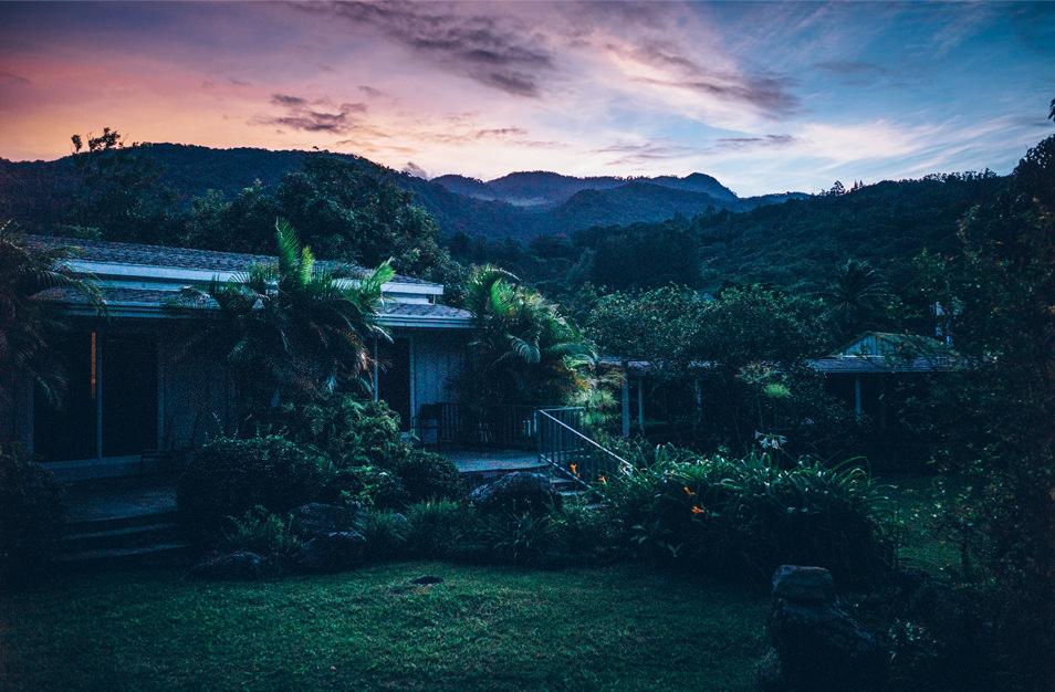 Photos du Panama - Boquete, Hotel Panamonte