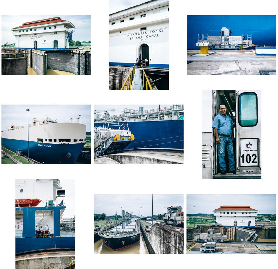 Photos du Canal de Panama