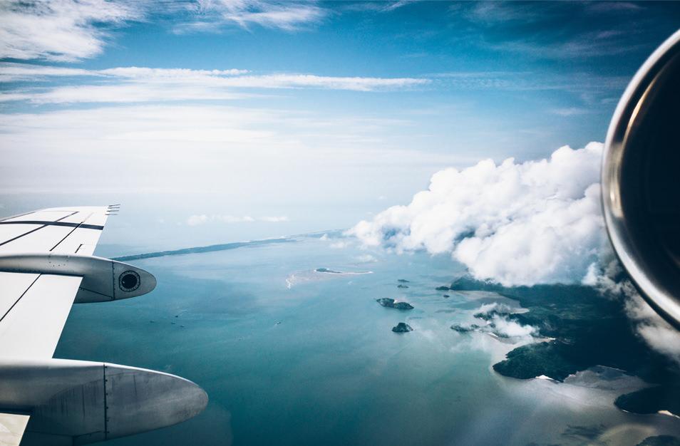 Photos du Panama - Vol intérieur