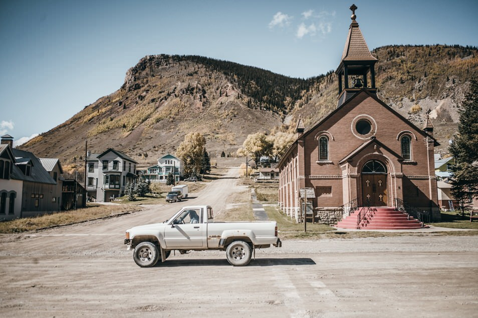 Road trip USA - Silverton, Colorado