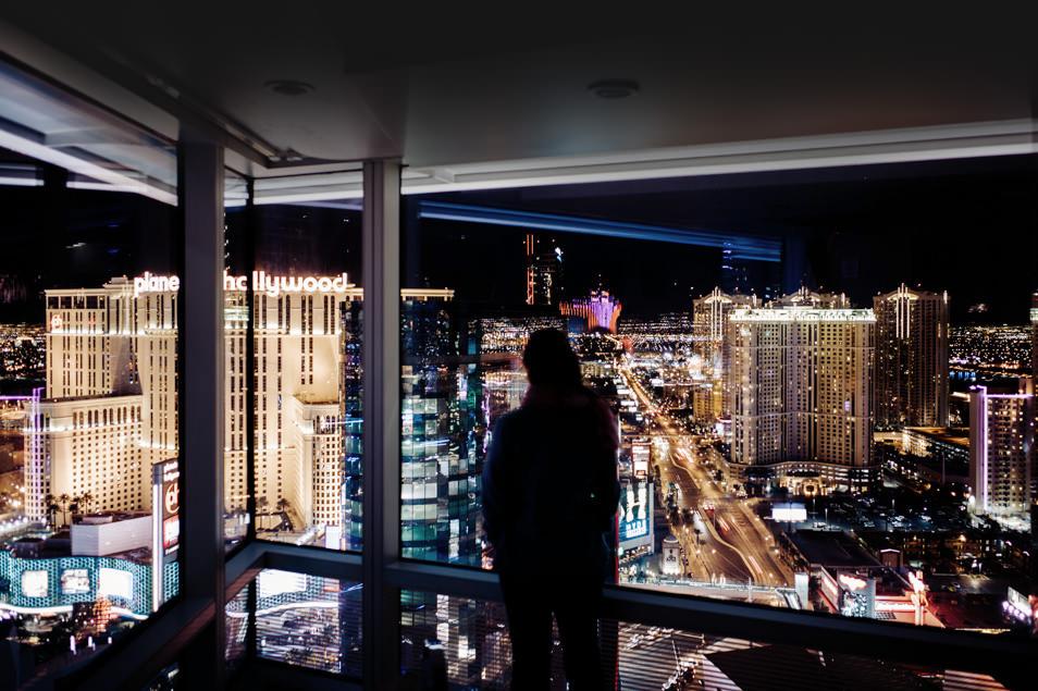 Road trip USA - Où dormir à Vegas