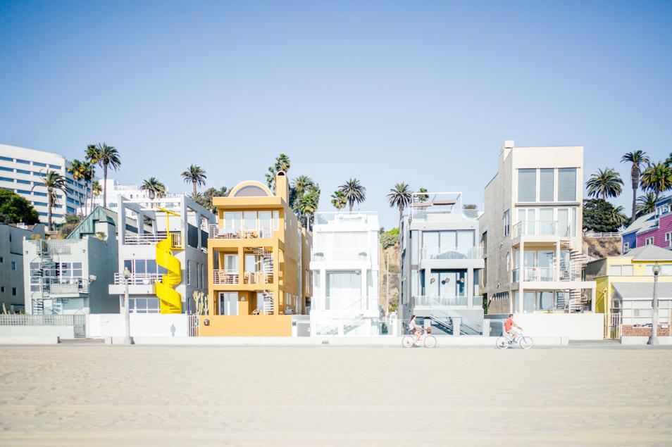Road trip USA - Los Angeles, Santa Monica