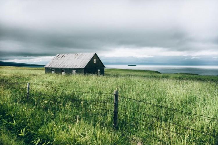Voyage en Islande - Cabane