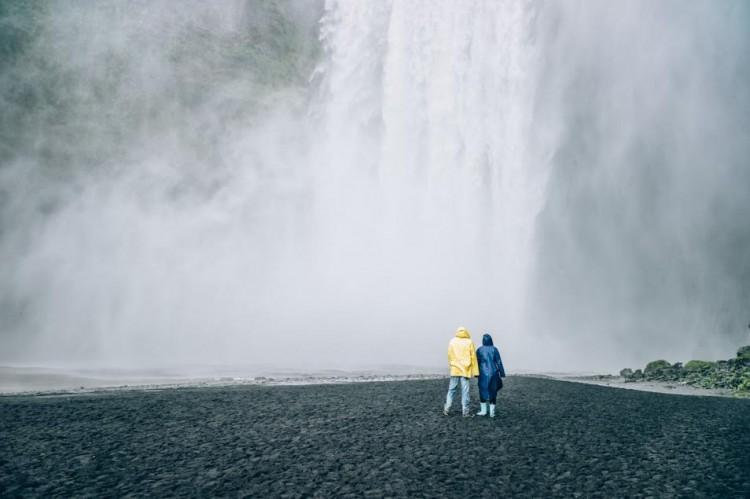 Voyage en Islande - Cascade