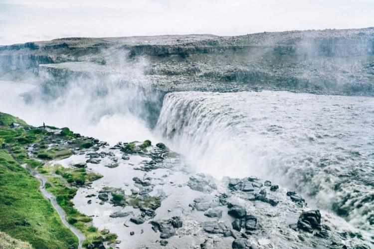 Voyage en Islande - Dettifoss