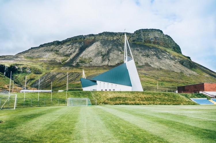 Voyage en Islande - Eglise
