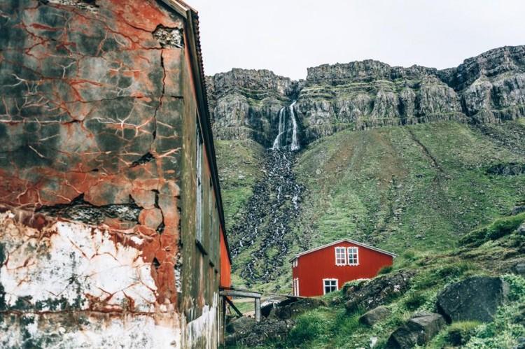 Voyage en Islande - Fjords de l'Ouest