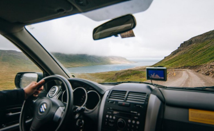 Voyage en Islande - Road trip