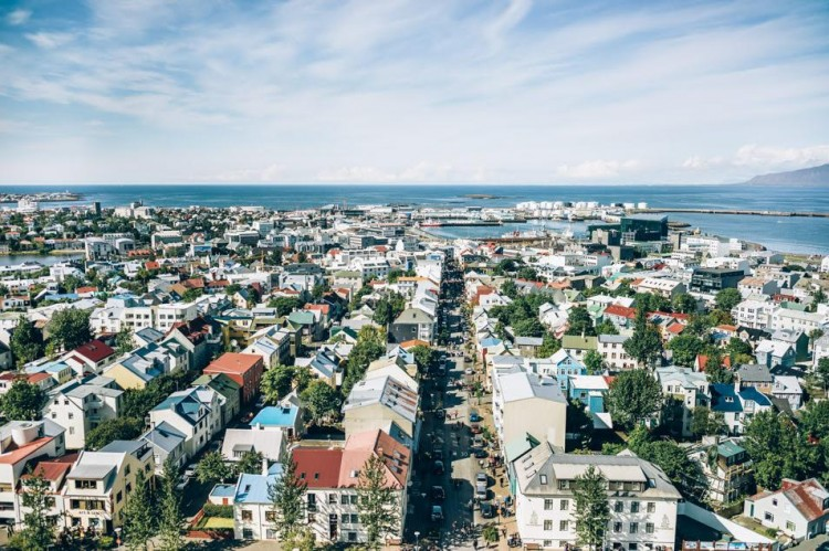 Voyage Islande - Reykjavik