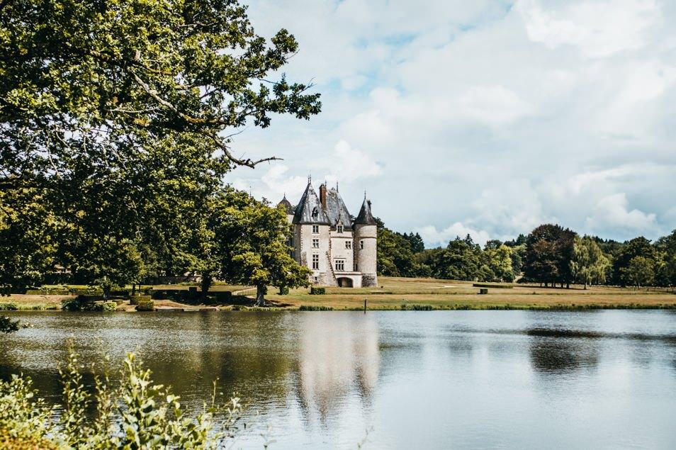 Chateau de la Verrerie, Berry