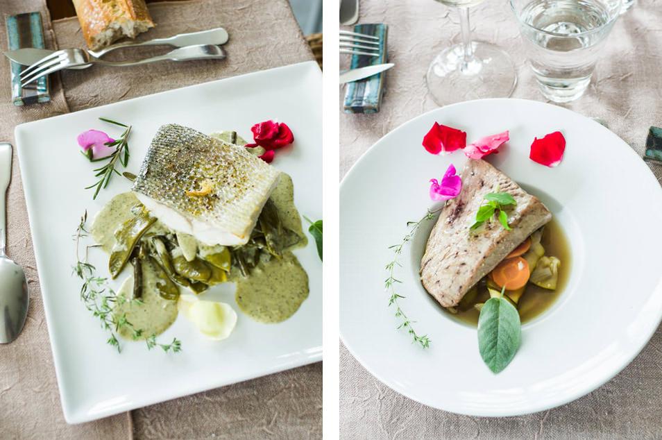 Restaurant Les Rives de l'Oizenotte