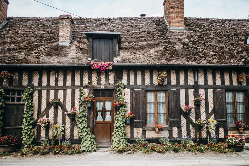 Villages du Berry