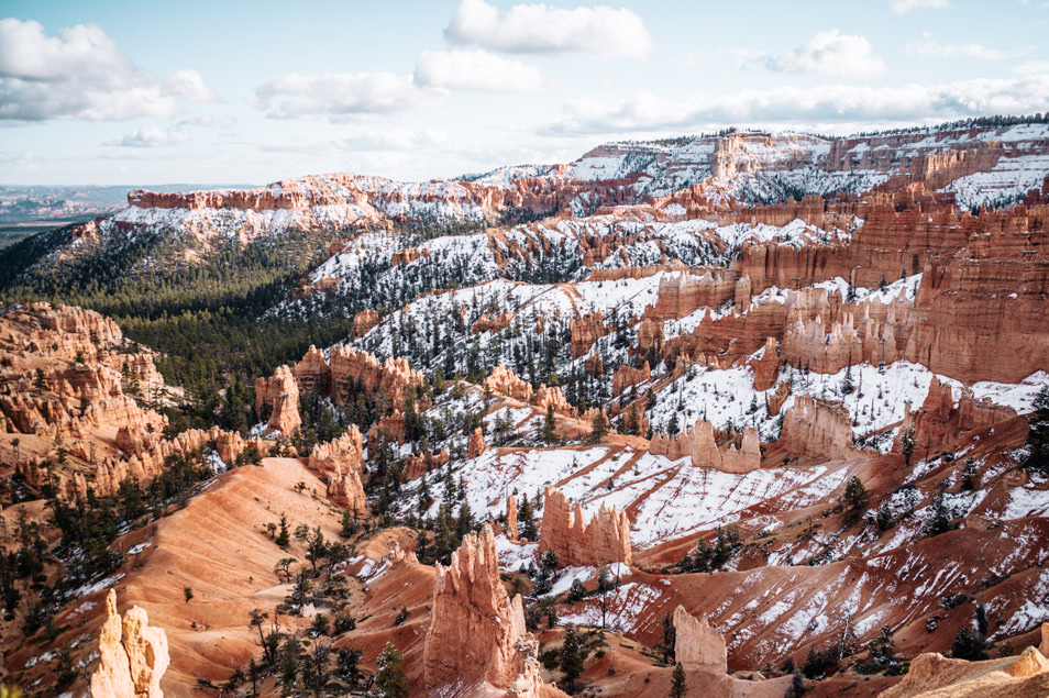 Road trip dans l'Ouest Americain - Bryce Canyon National Park, Utah