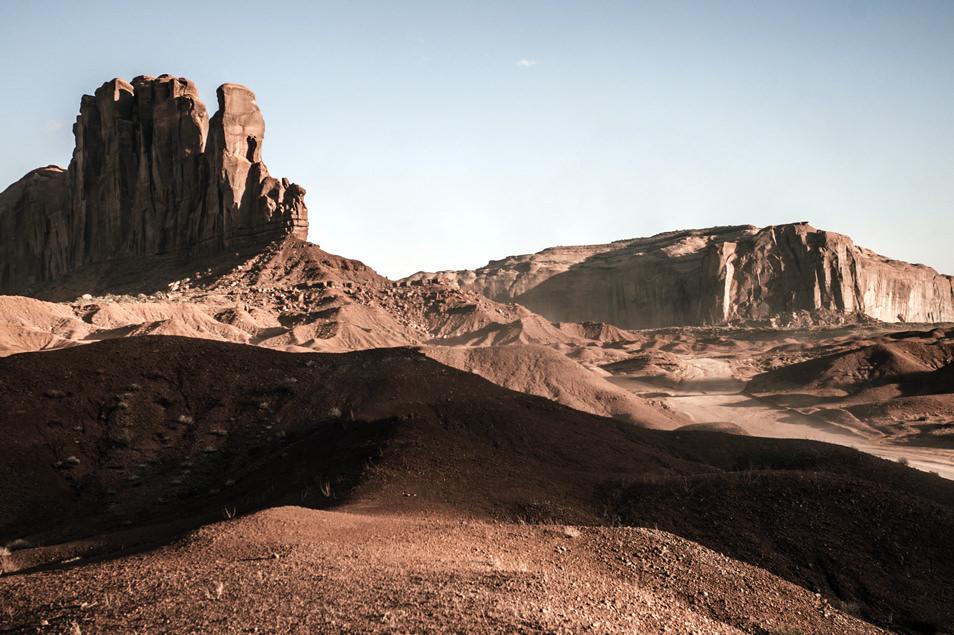 Road trip dans l'Ouest Americain - Monument Valley, Utah