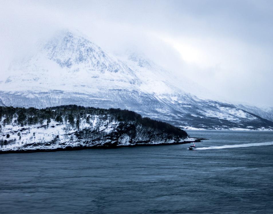 cote norvege croisière hurtigruten express cotier