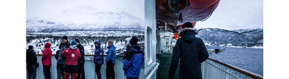 norvege croisiere hurtigruten express cotier activite