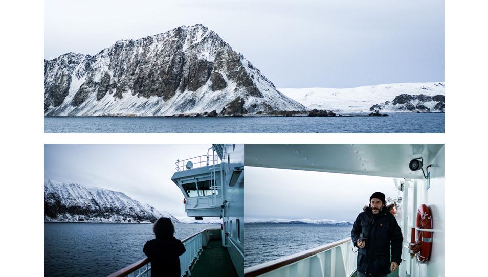 norvege croisiere hurtigruten express cotier photographie