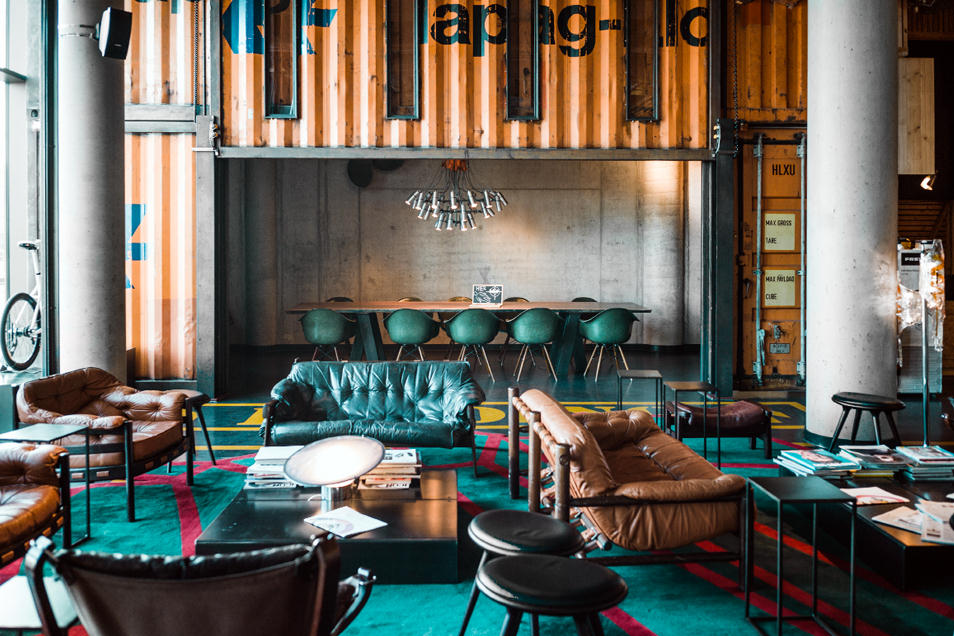 Visiter Hambourg : l'hotel 25hours HafenCity