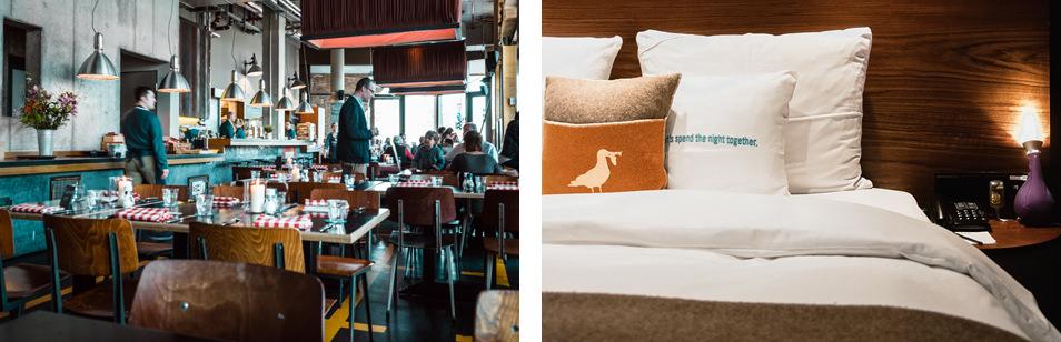 Visiter Hambourg : hotel 25hours HafenCity