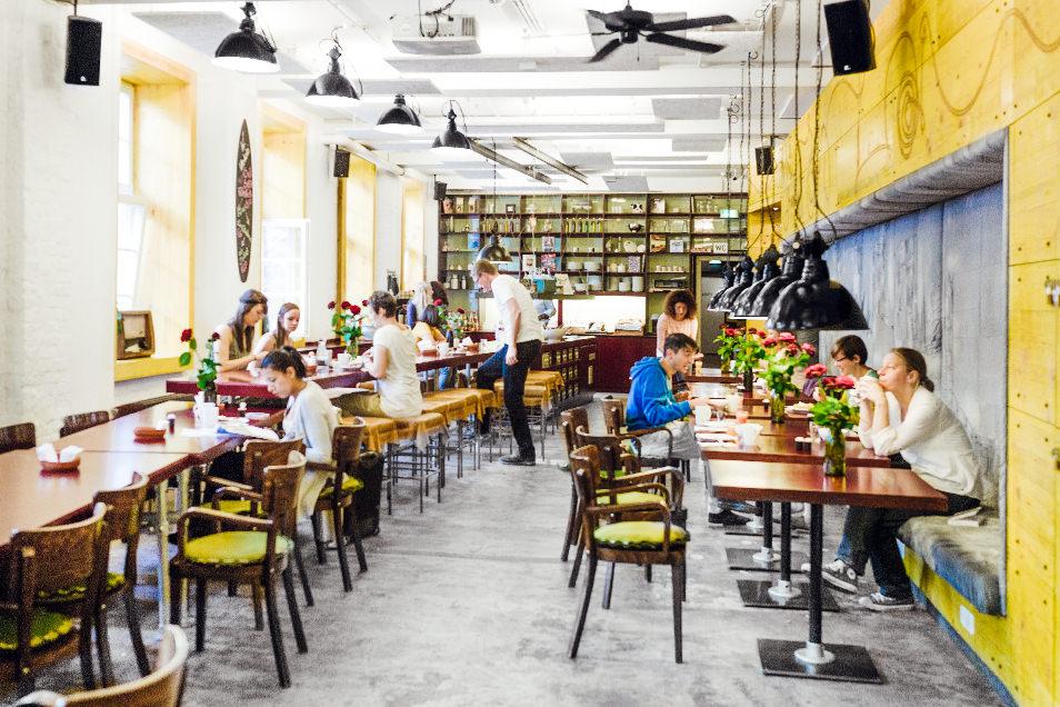 Visiter Hambourg : auberge Superbude St Pauli