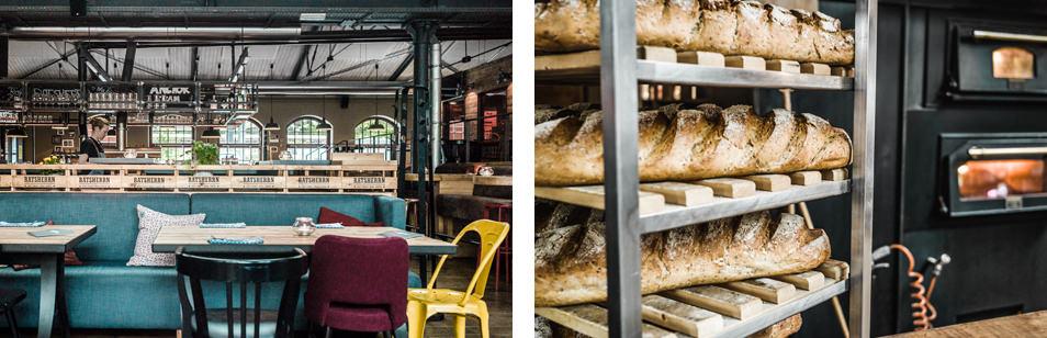 Restaurant Hambourg : Altes Madchen