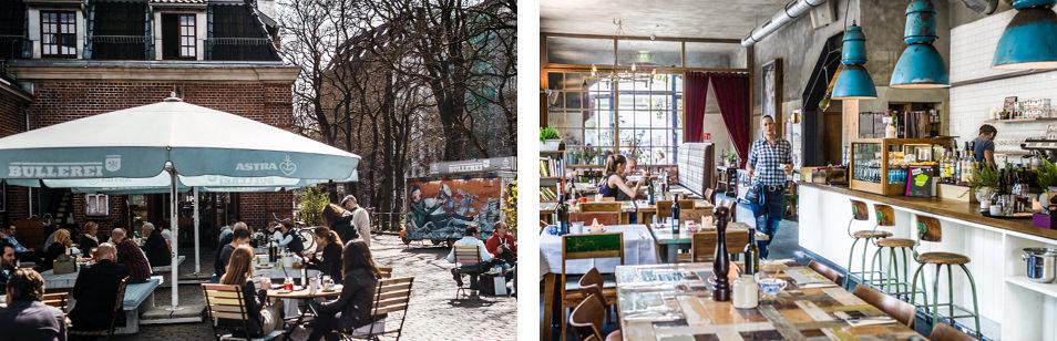 Restaurant Hambourg : le Bullerei