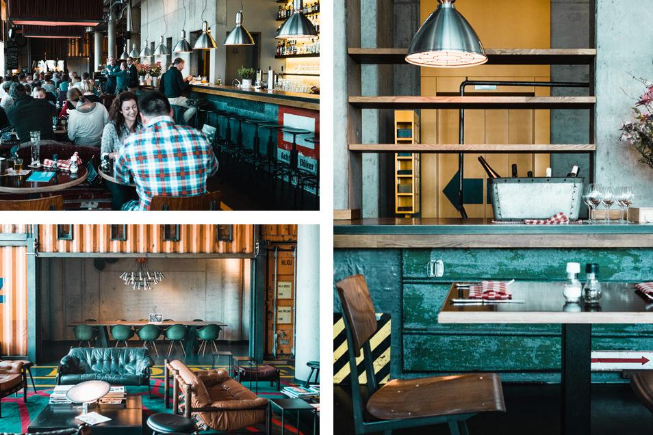 Restaurant Hambourg : le Heimat Kuche + Bar