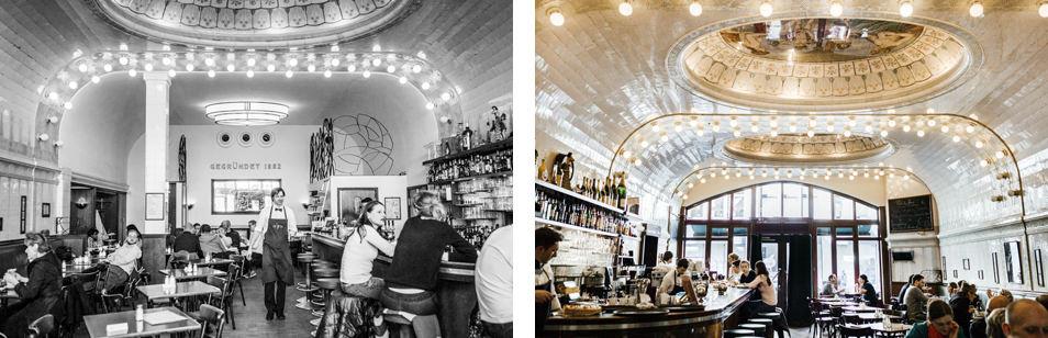 Café Paris, Hambourg