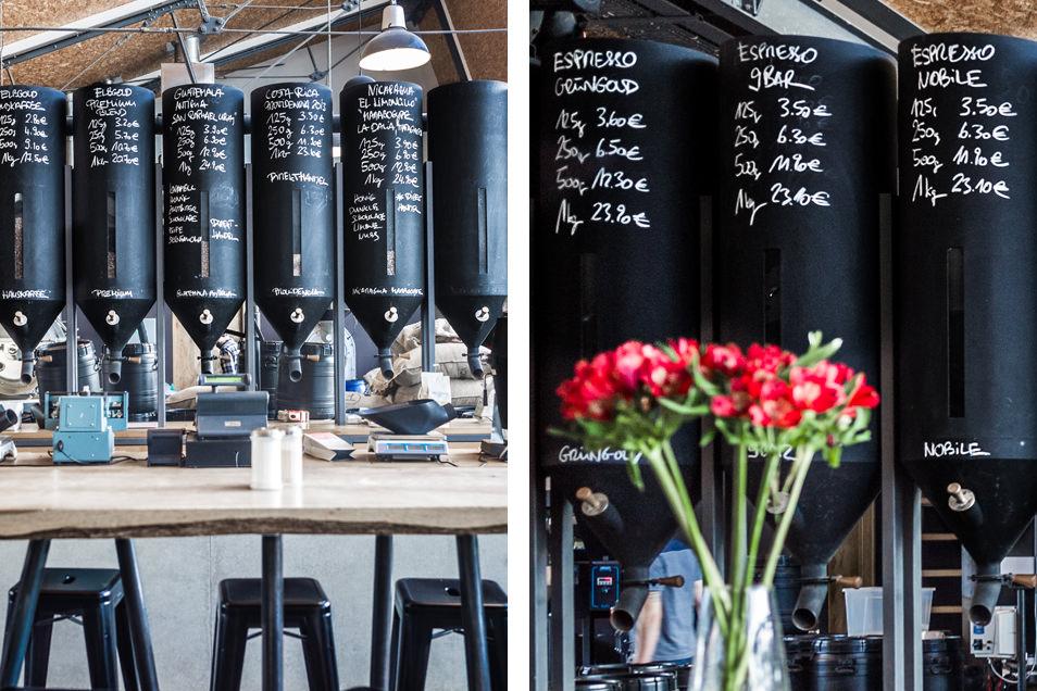 Café Hambourg : Elbgold