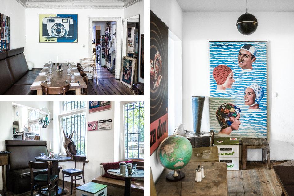Visiter Hambourg : le Panther Café
