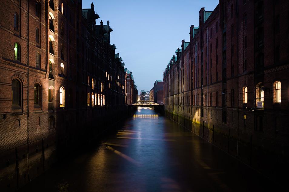 Visiter Hambourg : la Speicherstadt
