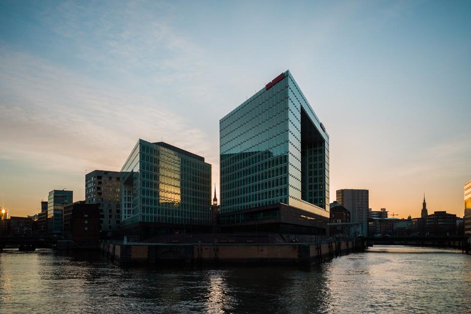 Visiter Hambourg : Hafencity