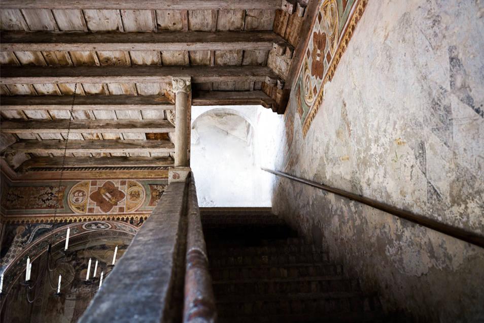 Visiter Bergame : Chateau de Malpaga