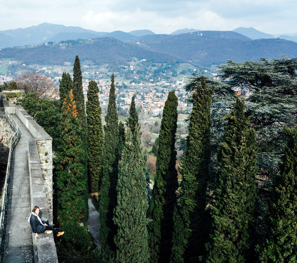 Visiter Bergame : Citta Alta