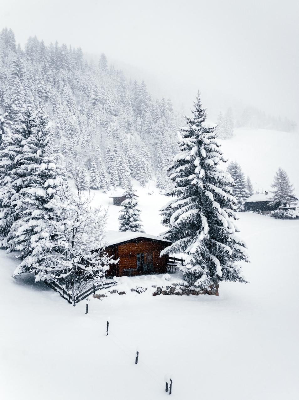 Chalet sur les pistes, Tyrol, Autriche