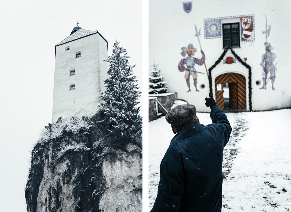 Eglise de Mariastein - Tyrol, Autriche