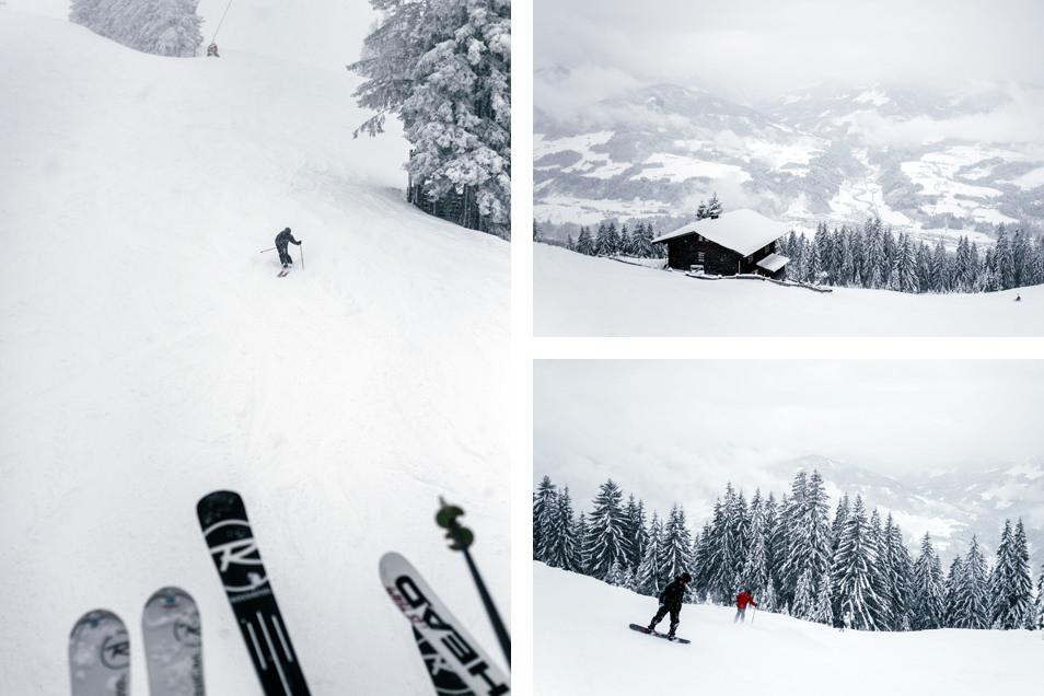 Ski, Tyrol, Autriche