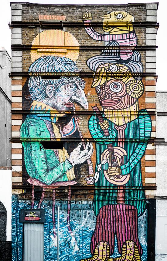 Visiter Dublin : Street Art