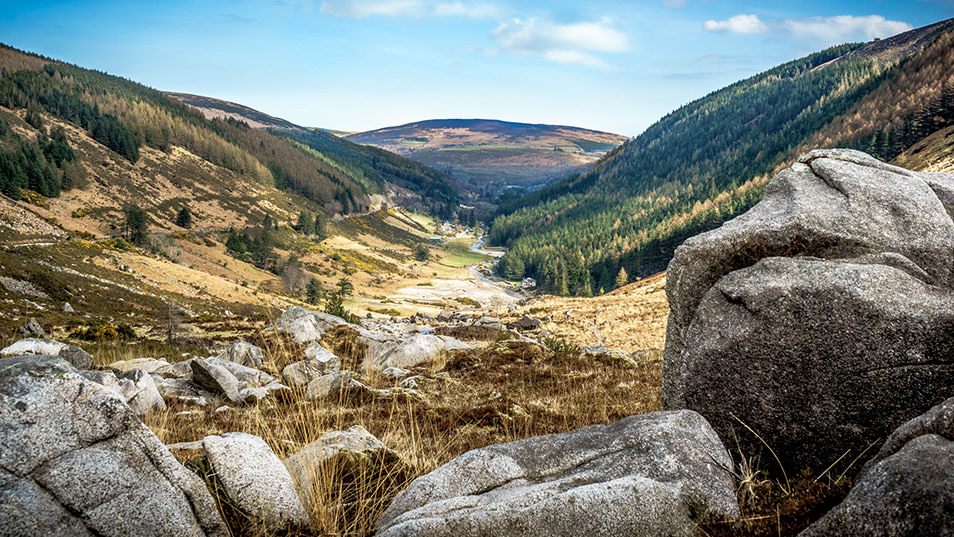 Visiter Dublin : Wicklow National Park