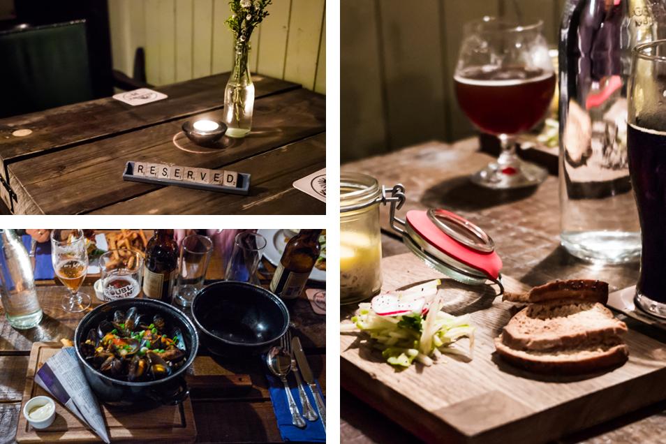 Week-end à Dublin - Pub et bières