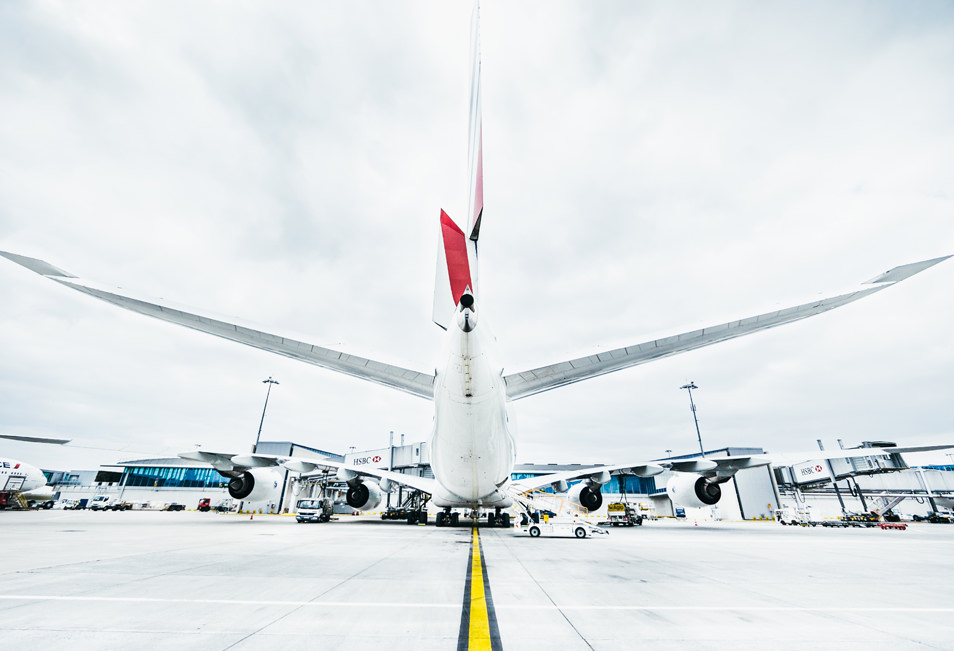 A380 - Hub Air France aéroport CDG
