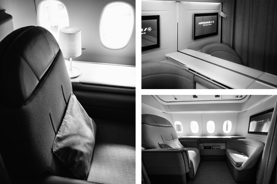 Premiere Classe Air France - Dernières cabines BEST