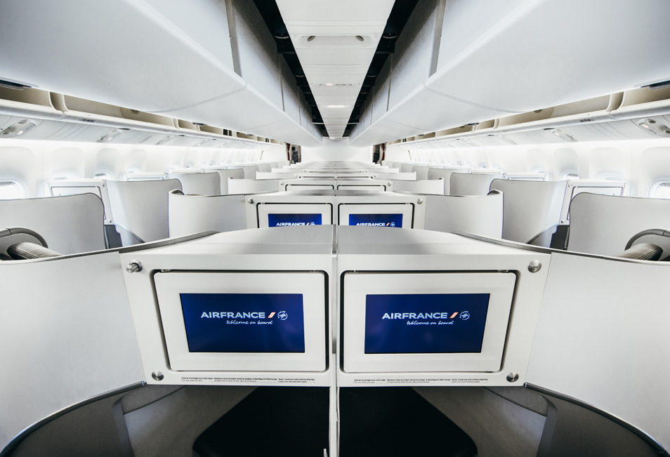 Business Class Air France - Dernières cabines BEST