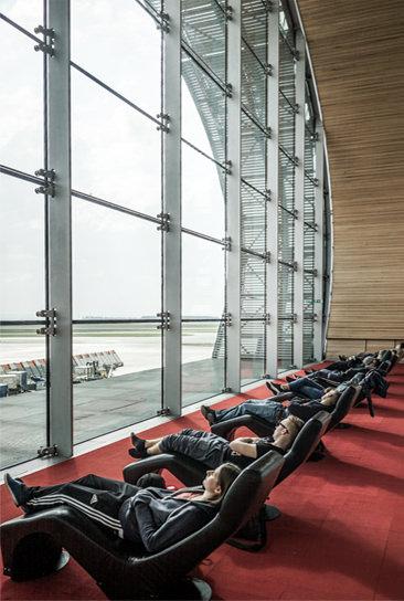 Best spot Aéroport Charles de Gaulle CDG2
