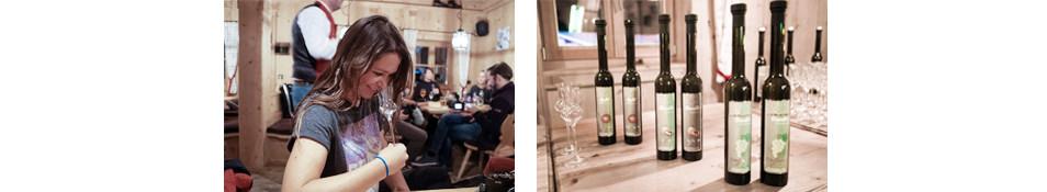 Autriche Tyrol : Schnaps degustation