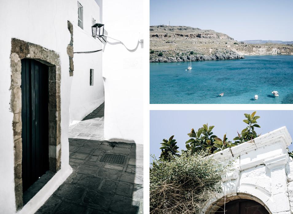 Lindos, Rhodes, Grèce